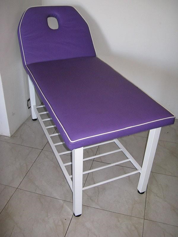 fixed-steel-framed-massage-table-bed-plinth